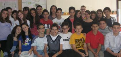 Classe III A a.s. 2008/09